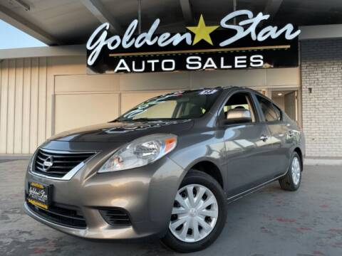 2013 Nissan Versa for sale at Golden Star Auto Sales in Sacramento CA
