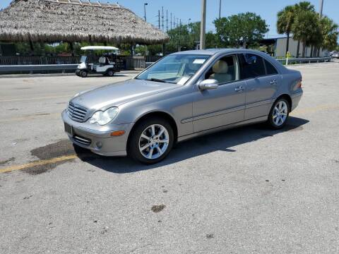 2007 Mercedes-Benz C-Class for sale at Best Auto Deal N Drive in Hollywood FL