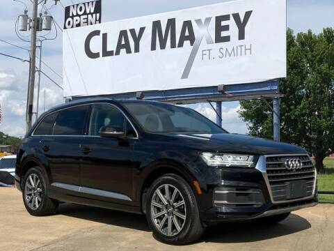 2018 Audi Q7 for sale at Clay Maxey Fort Smith in Fort Smith AR