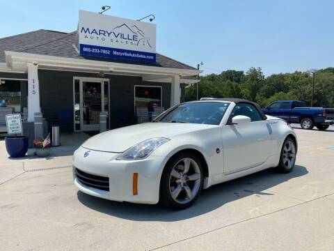 2009 Nissan 350Z for sale at Maryville Auto Sales in Maryville TN