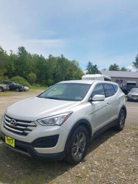 2013 Hyundai Santa Fe Sport for sale at Jeff's Sales & Service in Presque Isle ME