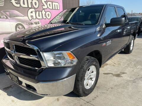2015 RAM Ram Pickup 1500 for sale at Euro Auto in Overland Park KS