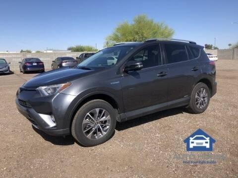 2016 Toyota RAV4 Hybrid for sale at MyAutoJack.com @ Auto House in Tempe AZ