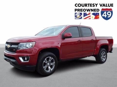 2017 Chevrolet Colorado for sale at Courtesy Value Pre-Owned I-49 in Lafayette LA