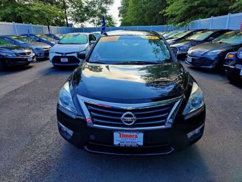 2014 Nissan Altima for sale at Elmora Auto Sales in Elizabeth NJ