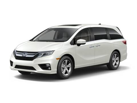 2018 Honda Odyssey for sale at BASNEY HONDA in Mishawaka IN