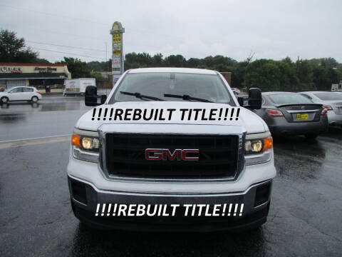2015 GMC Sierra 1500 for sale at LOS PAISANOS AUTO & TRUCK SALES LLC in Peachtree Corners GA