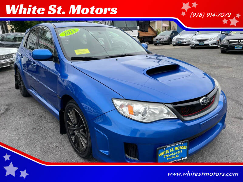 2013 Subaru Impreza for sale at White St. Motors in Haverhill MA