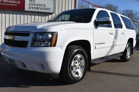 2009 Chevrolet Suburban for sale at Dealswithwheels in Inver Grove Heights MN
