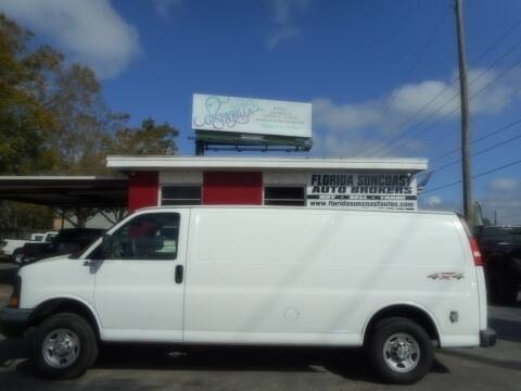 2010 Chevrolet Express Cargo for sale at Florida Suncoast Auto Brokers in Palm Harbor FL