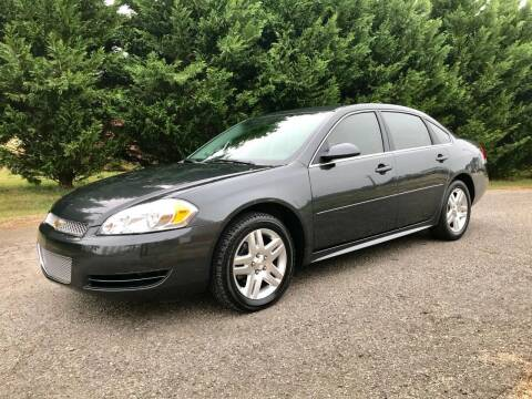 2016 Chevrolet Impala Limited for sale at 268 Auto Sales in Dobson NC