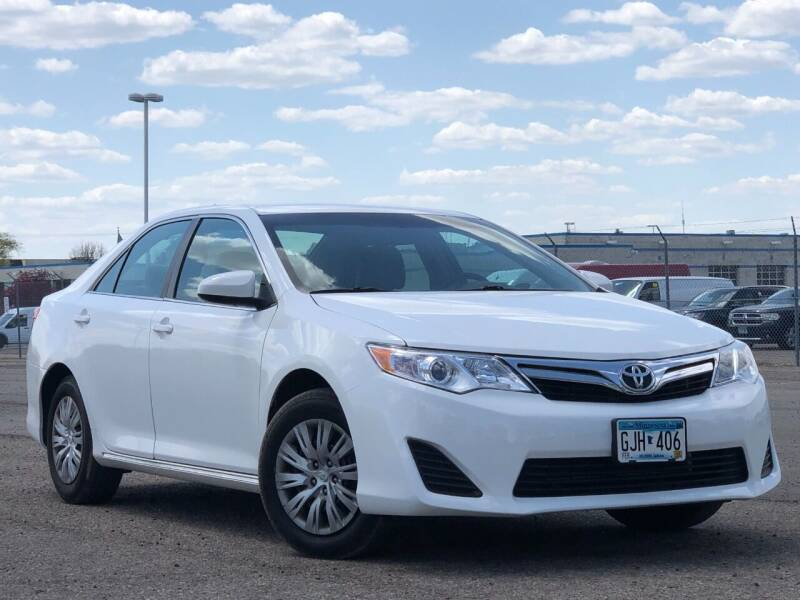 2012 Toyota Camry for sale in Osseo, MN
