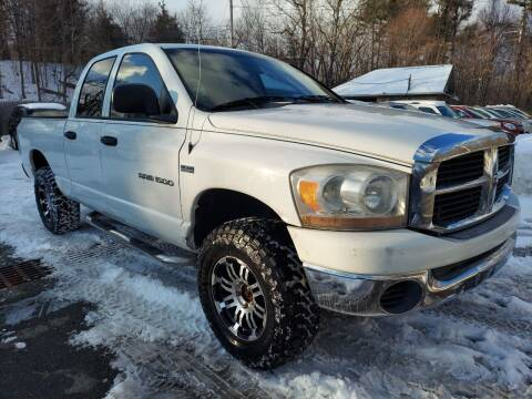 2006 Dodge Ram Pickup 1500 for sale at AMA Auto Sales LLC in Ringwood NJ