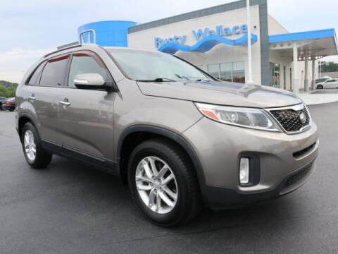 2015 Kia Sorento for sale at RUSTY WALLACE HONDA in Knoxville TN