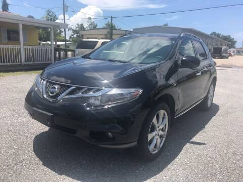 2012 Nissan Murano for sale at TOMI AUTOS, LLC in Panama City FL