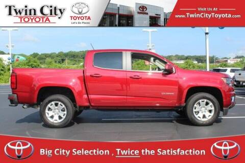 2019 Chevrolet Colorado for sale at Twin City Toyota in Herculaneum MO