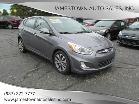 2016 Hyundai Accent for sale at Jamestown Auto Sales, Inc. in Xenia OH