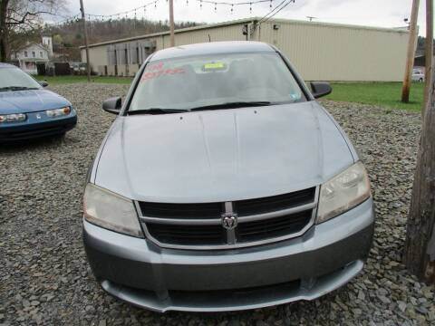 2008 Dodge Avenger for sale at FERNWOOD AUTO SALES in Nicholson PA