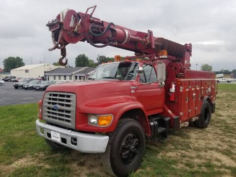 1995 Ford F-800 for sale at Larry Schaaf Auto Sales in Saint Marys OH