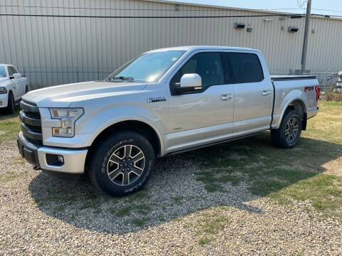 2015 Ford F-150 for sale at Truck Buyers in Magrath AB
