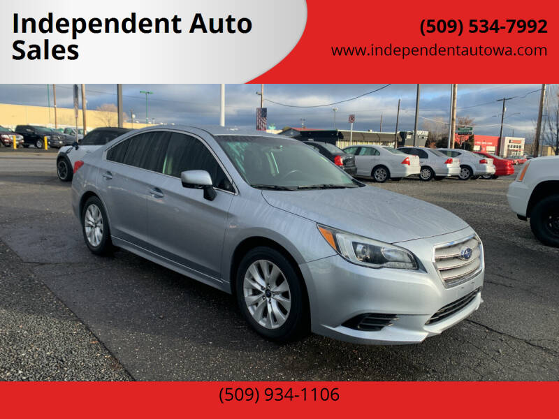 2016 Subaru Legacy for sale at Independent Auto Sales #2 in Spokane WA