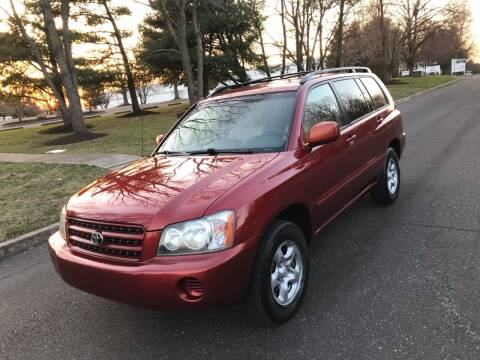 2002 Toyota Highlander for sale at Starz Auto Group in Delran NJ