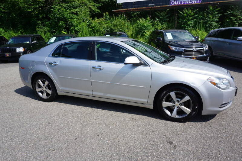 2012 Chevrolet Malibu for sale at Bloom Auto in Ledgewood NJ