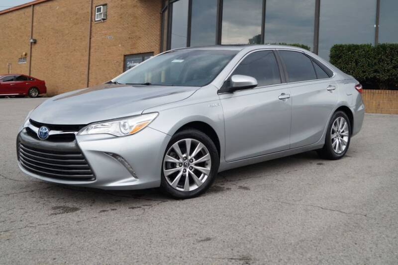 2016 Toyota Camry Hybrid for sale at Next Ride Motors in Nashville TN