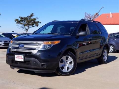 2014 Ford Explorer for sale at Bryans Car Corner in Chickasha OK