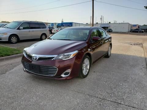 2014 Toyota Avalon for sale at Image Auto Sales in Dallas TX