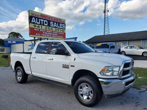 2016 RAM Ram Pickup 2500 for sale at Mox Motors in Port Charlotte FL