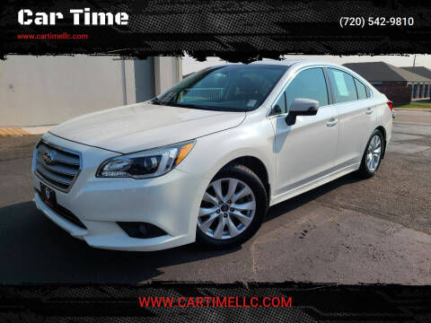 2015 Subaru Legacy for sale at Car Time in Denver CO