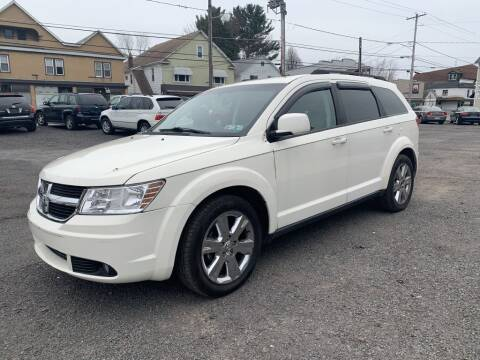 2010 Dodge Journey for sale at VINNY AUTO SALE in Duryea PA