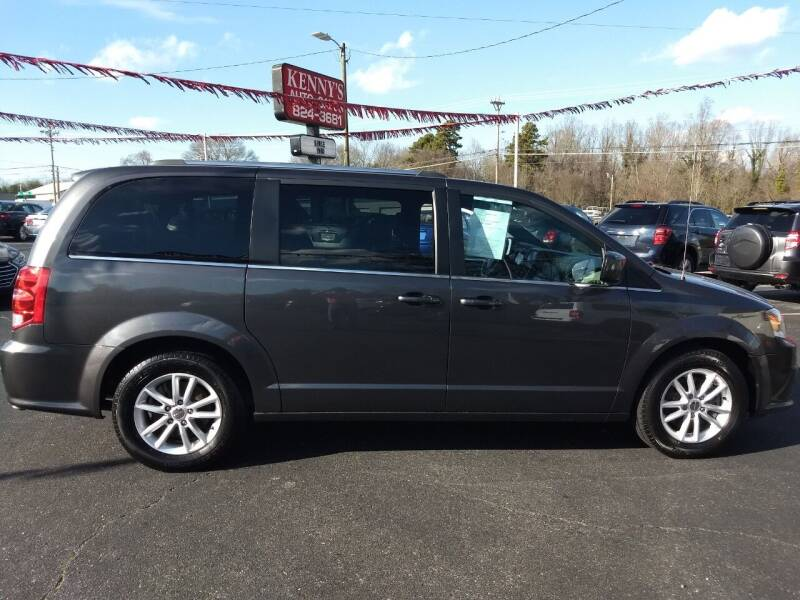 2018 Dodge Grand Caravan for sale at Kenny's Auto Sales Inc. in Lowell NC