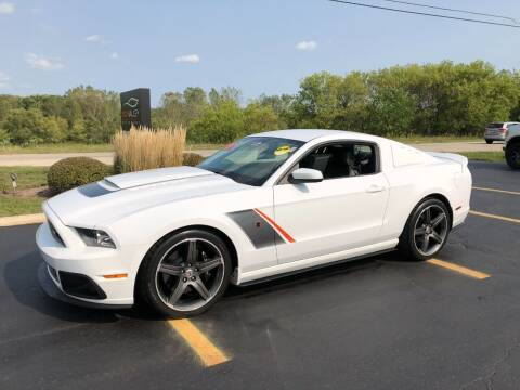 2014 Ford Mustang for sale at Fox Valley Motorworks in Lake In The Hills IL