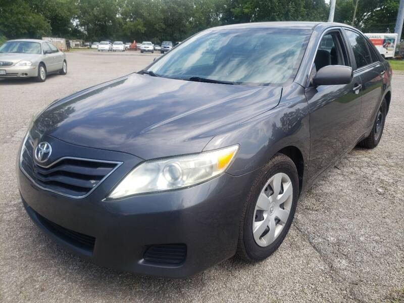 2010 Toyota Camry for sale at Flex Auto Sales in Cleveland OH