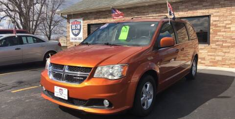 2011 Dodge Grand Caravan for sale at US 30 Motors in Merrillville IN