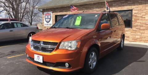 2011 Dodge Grand Caravan for sale at US 30 Motors in Merrillville IN