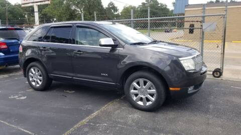 2007 Lincoln MKX for sale at Bill Bailey's Affordable Auto Sales in Lake Charles LA