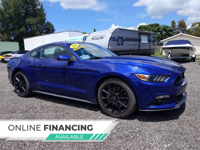 2016 Ford Mustang for sale at Car Spot Of Central Florida in Melbourne FL