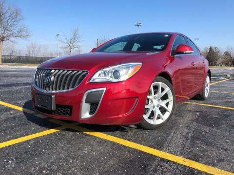 2014 Buick Regal for sale at Car Stars in Elmhurst IL