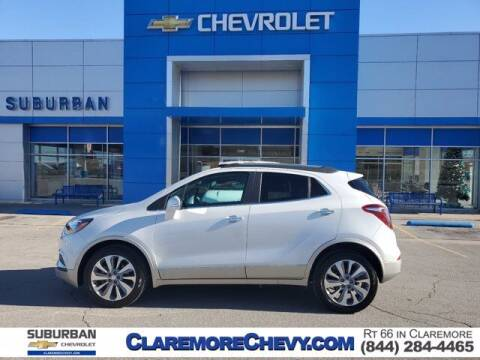 2018 Buick Encore for sale at Suburban Chevrolet in Claremore OK