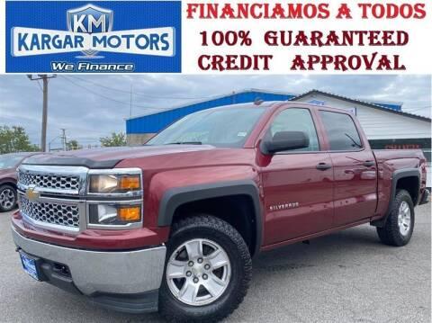 2014 Chevrolet Silverado 1500 for sale at Kargar Motors of Manassas in Manassas VA