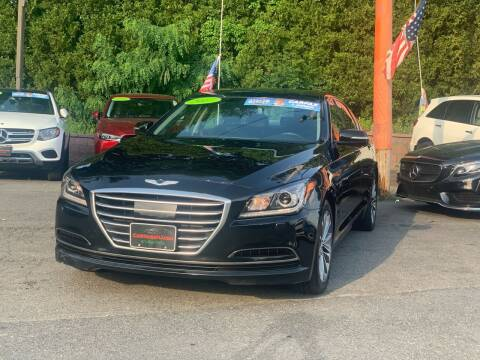 2017 Genesis G80 for sale at Bloomingdale Auto Group - The Car House in Butler NJ