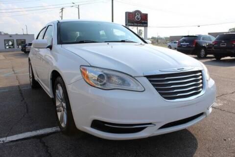 2013 Chrysler 200 for sale at B & B Car Co Inc. in Clinton Township MI