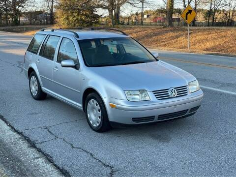 2002 Volkswagen Jetta for sale at Two Brothers Auto Sales in Loganville GA