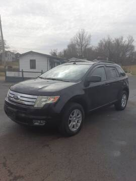 2008 Ford Edge for sale at Bates Auto & Truck Center in Zanesville OH