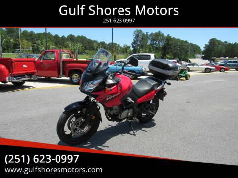 2006 Suzuki DL650K for sale at Gulf Shores Motors in Gulf Shores AL