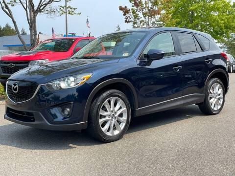 2015 Mazda CX-5 for sale at GO AUTO BROKERS in Bellevue WA