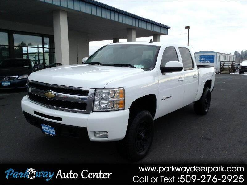 2010 Chevrolet Silverado 1500 for sale at PARKWAY AUTO CENTER AND RV in Deer Park WA